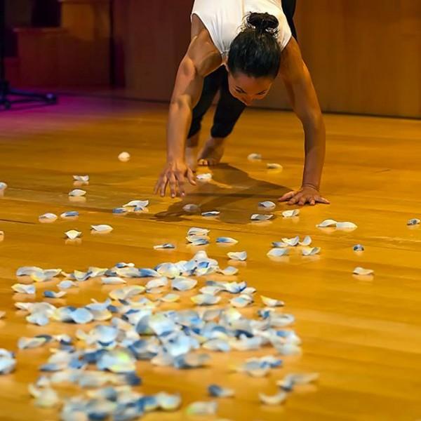 Paloma Hurtado danza contemporanea