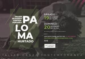 Workshop en Conservatorio Superior de Danza de Málaga @ Conservatorio Superior de Danza de Malaga