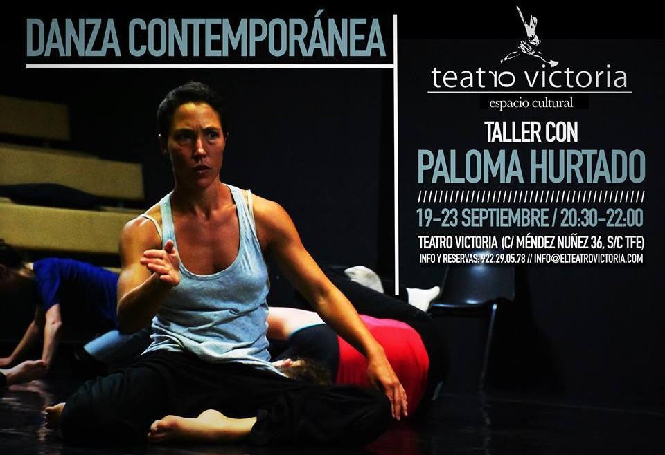 taller de danza contemporanea
