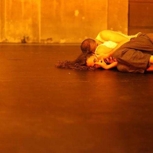 paloma piel de arena danza contemporanea