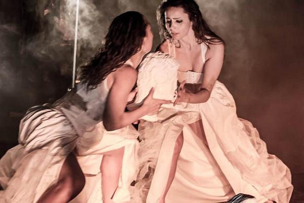 camille Paloma Hurtado Piel de Arena Danza contemporanea